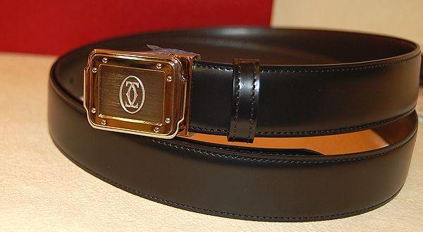 sports shoes e37cf 1a716 質屋 長谷川質店 カルティエ L5000067 ベルト No.1288